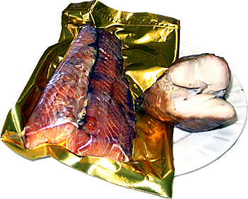 Smoked Sable Fish - Fishermen Direct Seafood Gold Beach Oregon